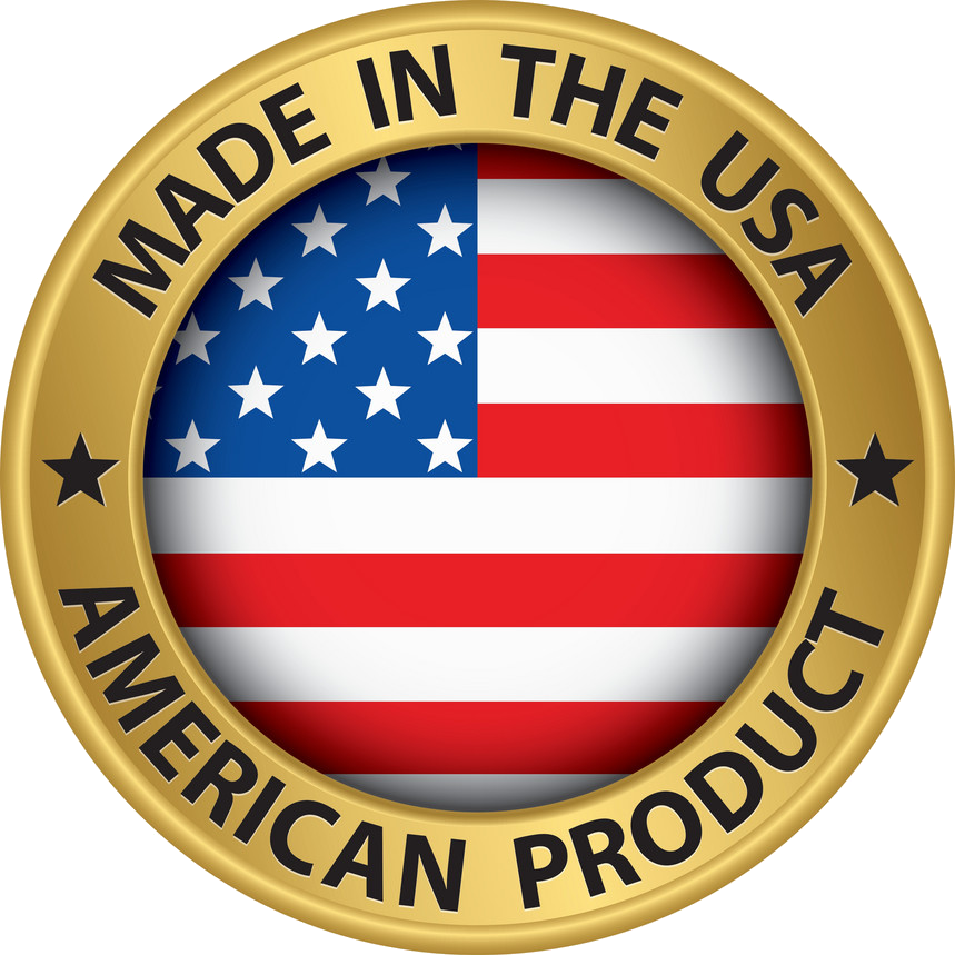 Made in the USA American Product